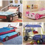 38 เตียงนอนสำหรับเด็ก ในรูปแบบเตียงรถแข่ง สวยงามและช่วยสร้างจินตนาการให้แก่เด็ก