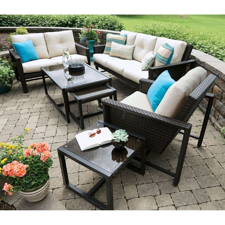 40 Ideas seating set With outdoor natural (14)