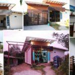 Review : แบ่งปันประสบการณ์ สร้างบ้านหลังเล็กสไตล์โมเดิร์น ในงบไม่ถึง 5 แสนบาท!!