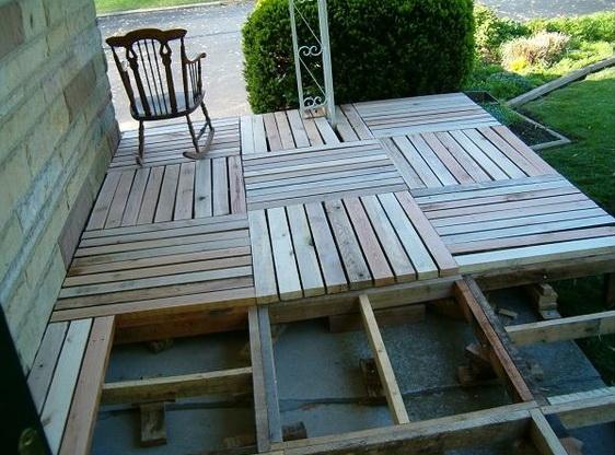 60 wooden pallet diy ideas (11)