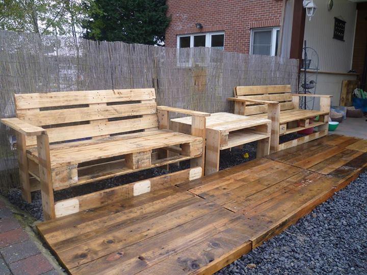 60 wooden pallet diy ideas (13)