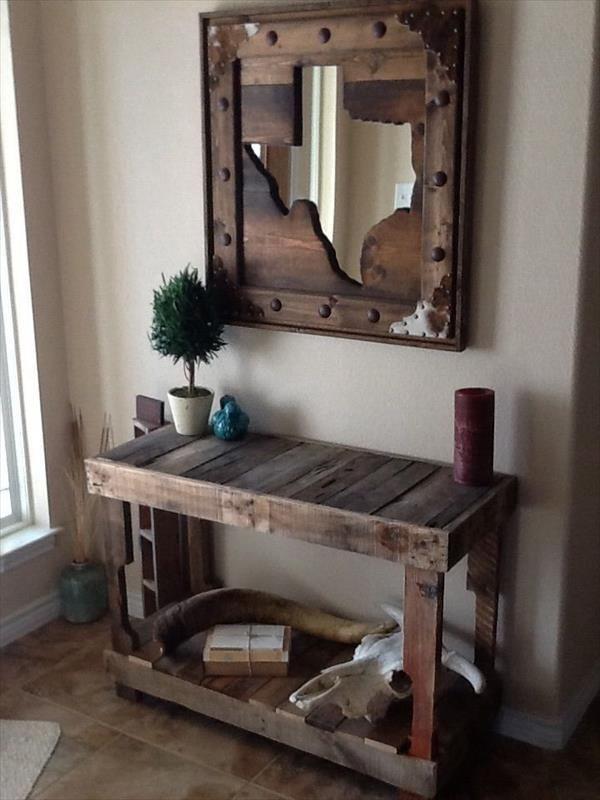60 wooden pallet diy ideas (14)