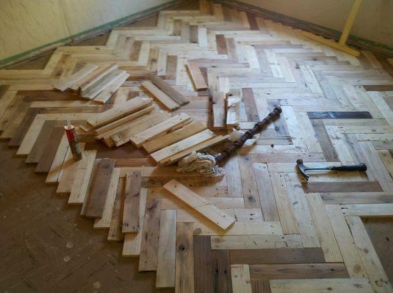 60 wooden pallet diy ideas (15)