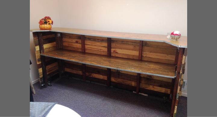 60 wooden pallet diy ideas (17)