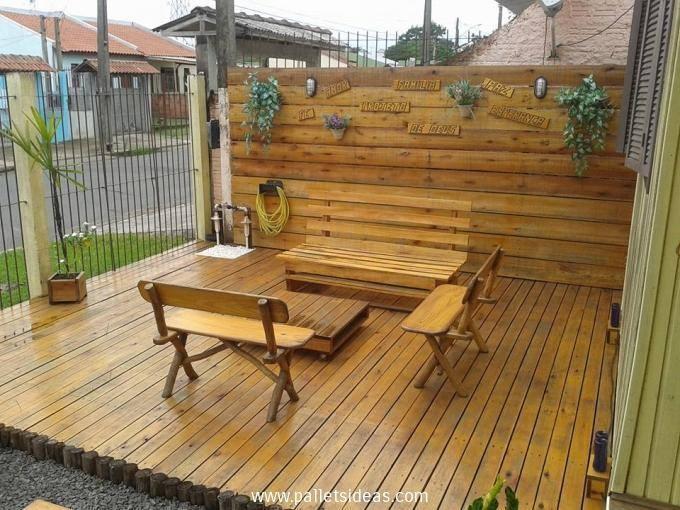 60 wooden pallet diy ideas (23)