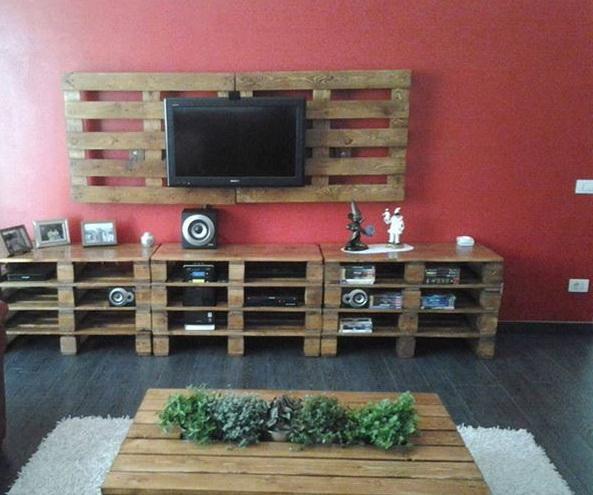 60 wooden pallet diy ideas (24)