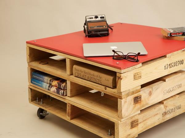 60 wooden pallet diy ideas (31)
