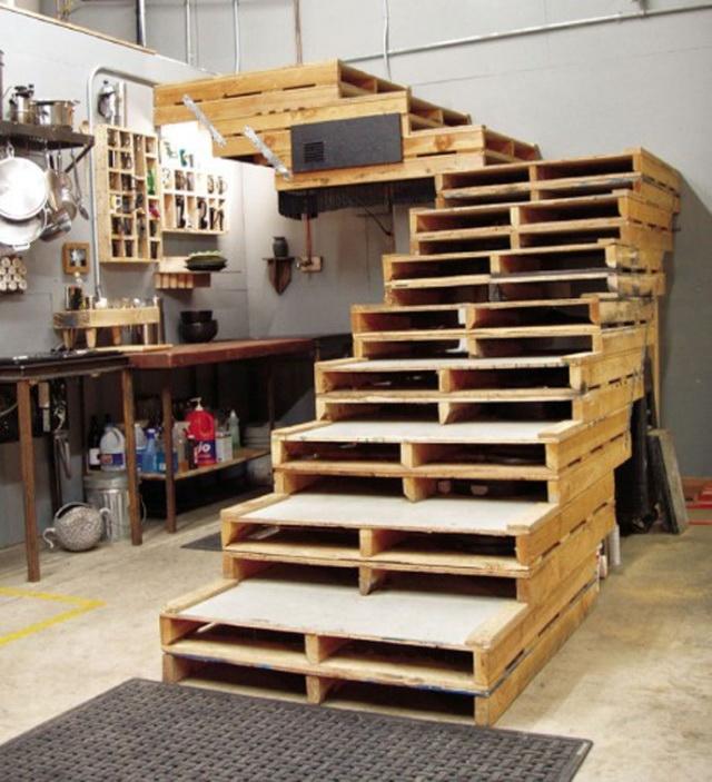 60 wooden pallet diy ideas (46)