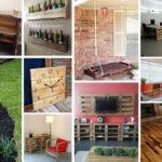 """60 ไอเดีย DIY ของแต่งบ้านสุดเจ๋งจาก """"ไม้ลังและไม้พาเลท""""  หลากหลายประโยชน์ใช้สอย ให้คุณได้เลือกสรร"""