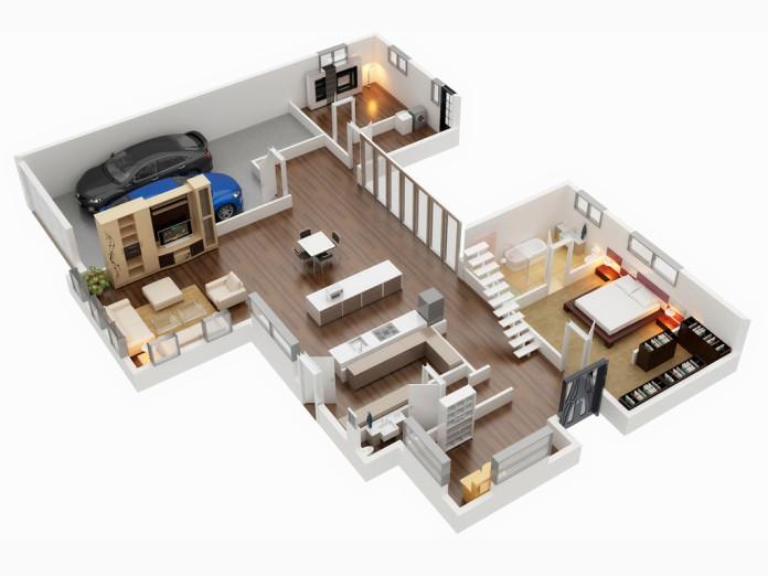 9 good narrow house plans (1)