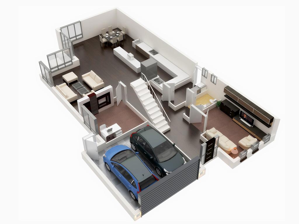 9 good narrow house plans (6)
