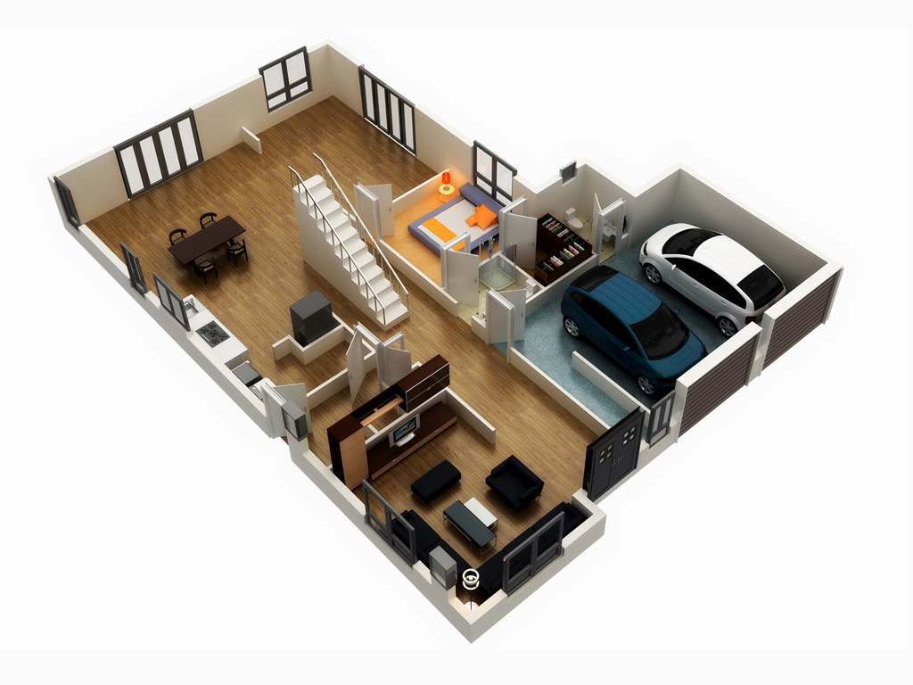 9 good narrow house plans (7)