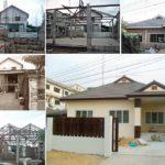 Review : สร้างบ้านหลังใหม่เพื่อครอบครัวที่รัก สวยทันสมัยและน่าอยู่ เหมาก่อสร้าง ตร.ม. ละ 9,000 บาท (งานต่างจังหวัด)