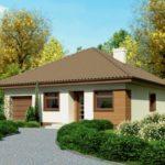 บ้านเดี่ยวสไตล์ร่วมสมัย ขนาดเล็กกะทัดรัด ตกแต่งด้วยไม้ พร้อมบรรยากาศสวนป่าร่มรื่น