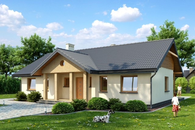 Contemporary house 3 bedrooms 2 bathrooms  (2)
