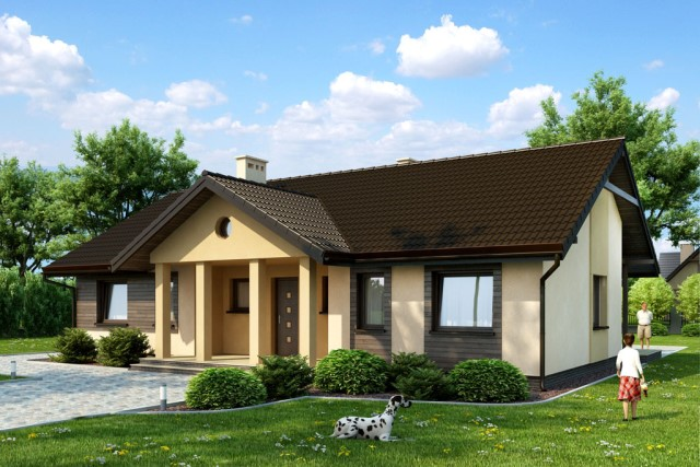 Contemporary house 3 bedrooms 2 bathrooms  (4)