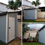 Review : สร้าง Shed หรือห้องเก็บของในสวน ด้วยตัวเอง แก้ปัญหาบ้านรกไปด้วยของเก่า