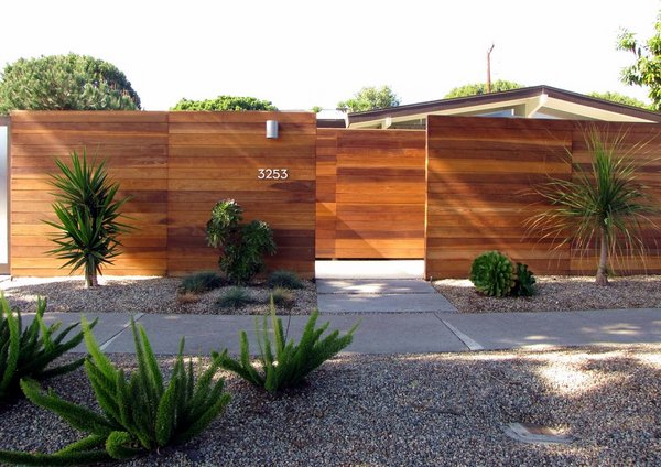 HORIZONTAL FENCE PANELS ideas (1)