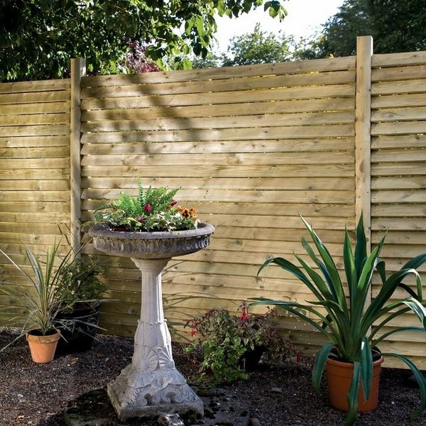 HORIZONTAL FENCE PANELS ideas (12)
