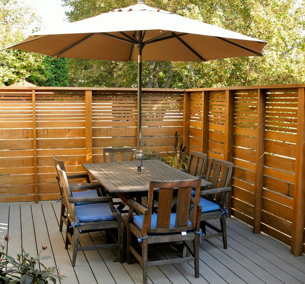 HORIZONTAL FENCE PANELS ideas (18)