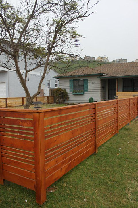 HORIZONTAL FENCE PANELS ideas (27)