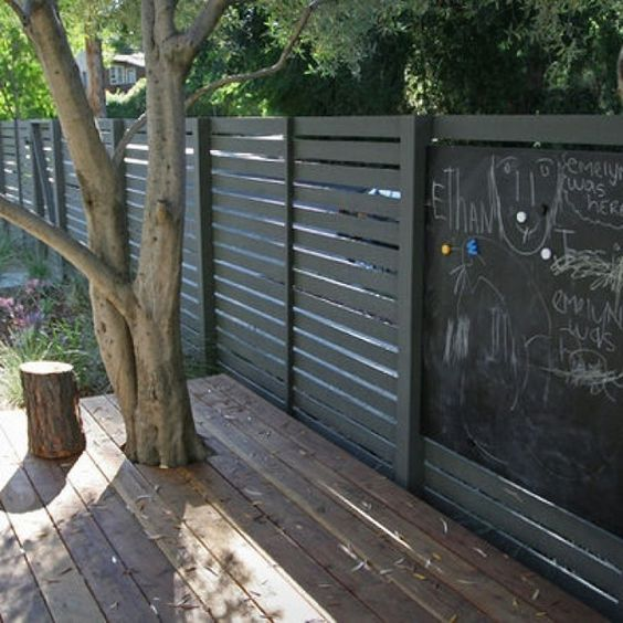 HORIZONTAL FENCE PANELS ideas (29)