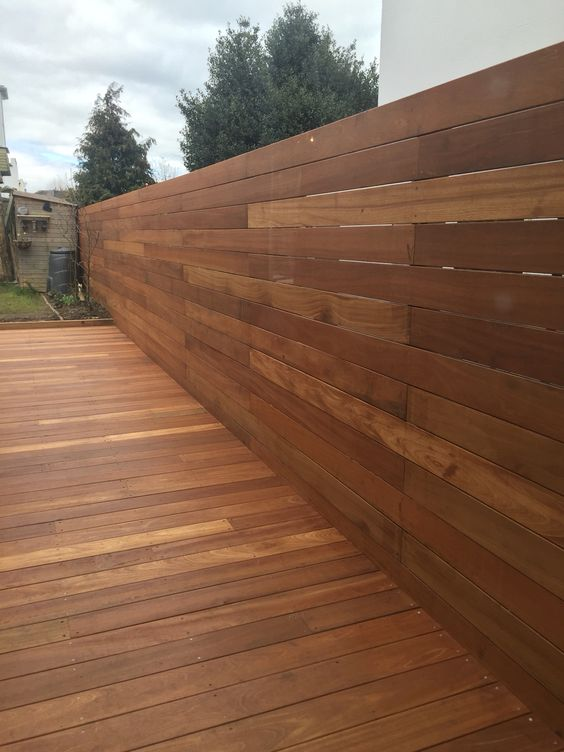 HORIZONTAL FENCE PANELS ideas (30)