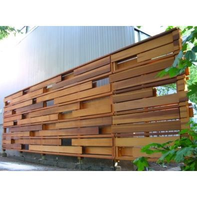 HORIZONTAL FENCE PANELS ideas (38)