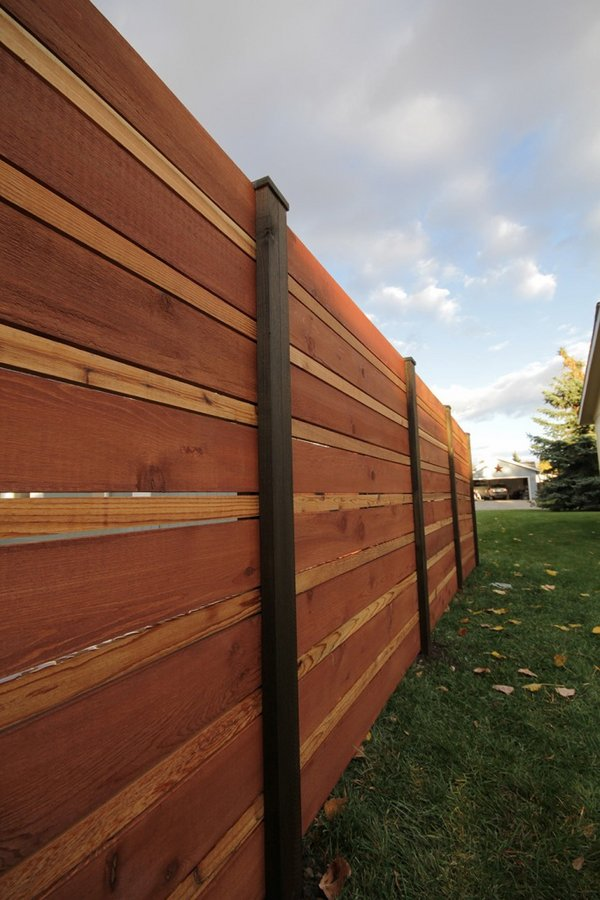 HORIZONTAL FENCE PANELS ideas (4)