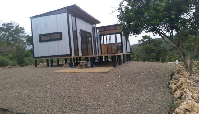 Modern house metalsheet design (8)