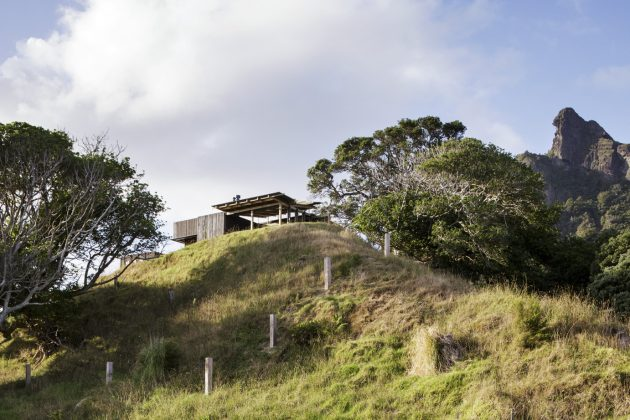 Modern style villa wooden on the hills (6)