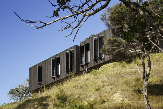 Modern style villa wooden on the hills (8)