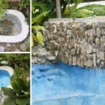 Review : จัดสวนใหม่จากน้ำท่วม ได้มาเป็นน้ำตกพร้อมสระน้ำแสนสวย บรรยากาศดีสุดๆ