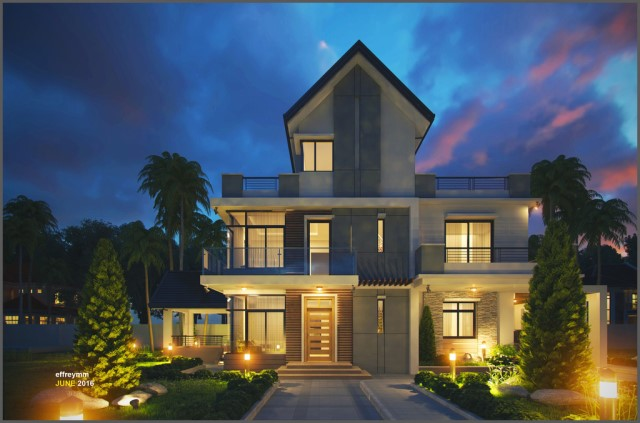 two-storey-house-modern-style-with-3-bedrooms-3-bathrooms-elegant-4