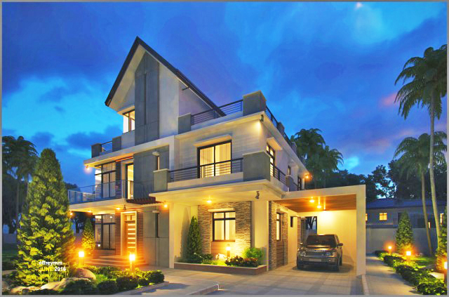 two-storey-house-modern-style-with-3-bedrooms-3-bathrooms-elegant-8