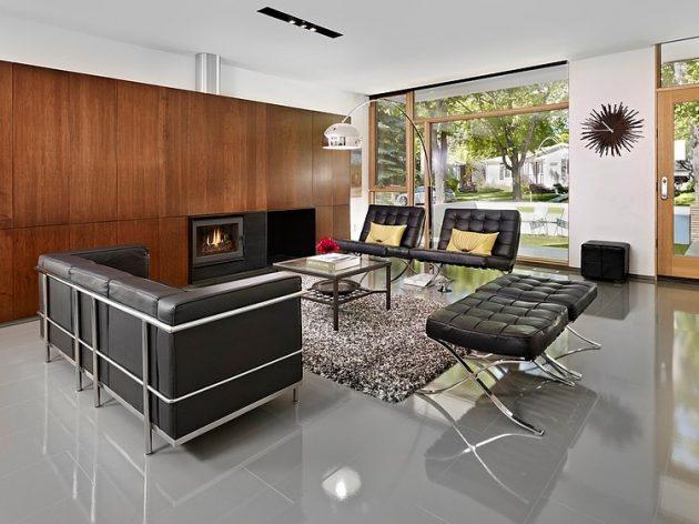 Two-story contemporary narrow home (1)