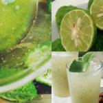 """แจกสูตรเครื่องดื่มเพื่อสุขภาพ """"น้ำมะกรูด"""" ดูดสารพิษ พร้อมลดไขมันในเส้นเลือด"""