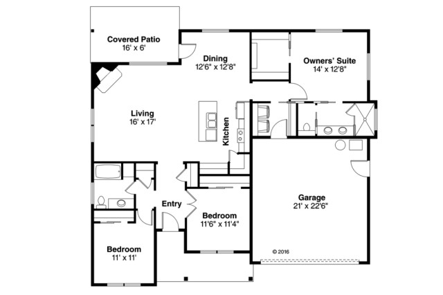 bungalow-home-simple-design-2-bedrooms-1