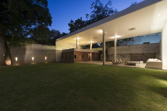 concrete Modern house Simple design (12)