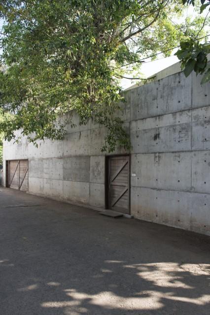 concrete Modern house Simple design (8)