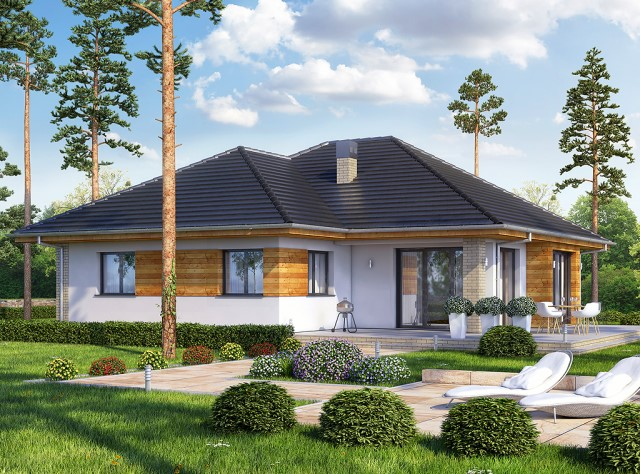 contemporary House 3 bedrooms 3 bathrooms dignified simplicity (1)
