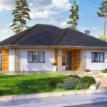 บ้านเดี่ยวร่วมสมัย ขนาด 3 ห้องนอน 3 ห้องน้ำ สไตล์เรียบง่าย ภูมิฐาน