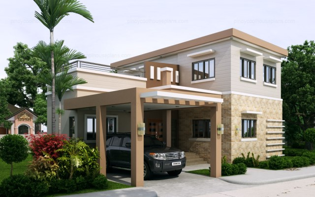 contemporary House 4 bedroom 3 bathroom (2)