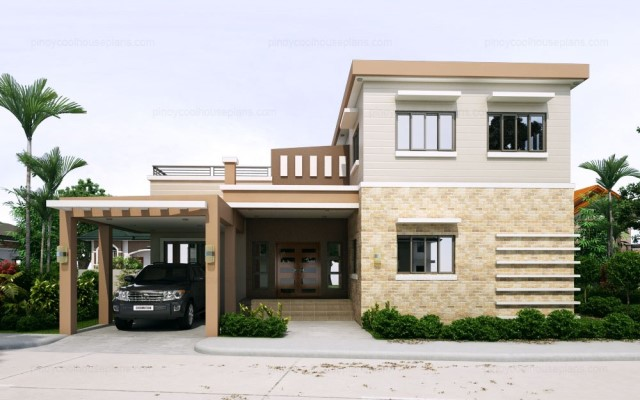 contemporary House 4 bedroom 3 bathroom (3)