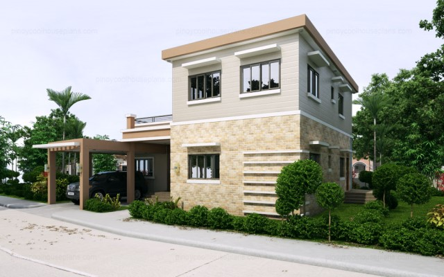 contemporary House 4 bedroom 3 bathroom (4)