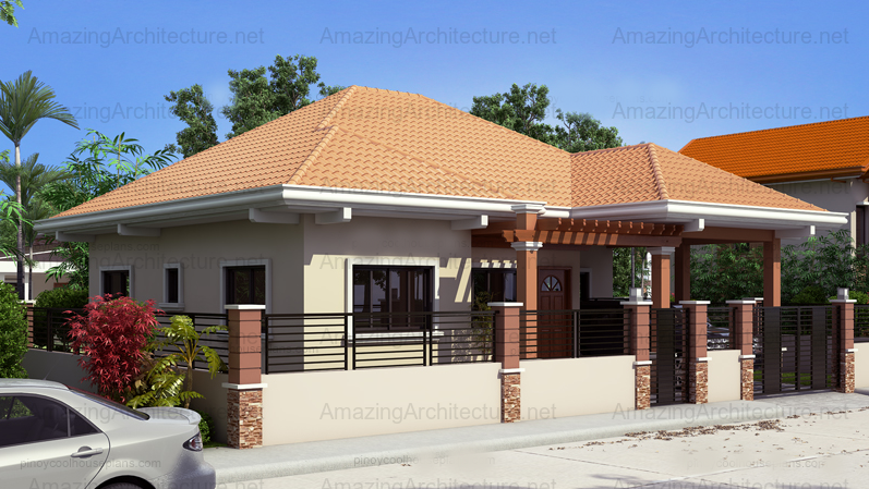 contemporary house 3 bedroom 2 bathroom (2)