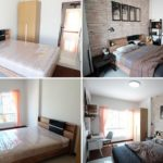 Review : เปลี่ยนห้องสีขาวจืดๆ ให้กลายเป็นห้องนอนผู้ชาย ดีไซน์สุดเท่ โทนสีอบอุ่น