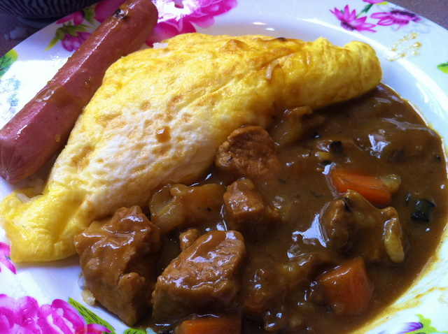 japanese-curry-rice-with-beef-and-omelette-recipe-3