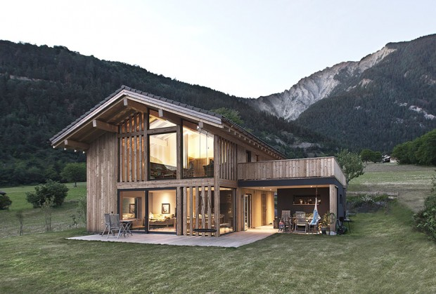 minimal-wood-house-among-valley-by-alp-1