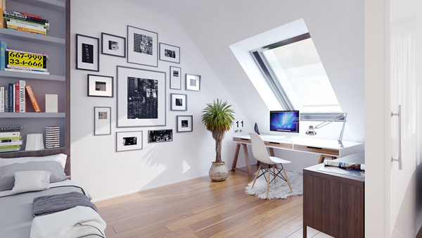 monochromatic-scandinavian-workspace-with-sky-lights